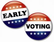 Early Voting - March 31st - April 1st