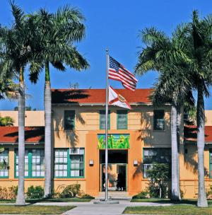 Miami Springs Elementary School (Photo by Victor Linares)