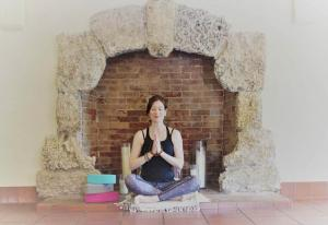 Come do drop in yoga on Saturdays with Irene!