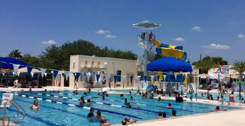 Aquatic center information city of miami springs florida - Florida building code public swimming pools ...
