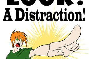 Distraction Theft